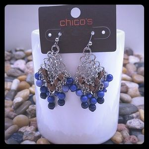 CHICO'S Earrings NWT